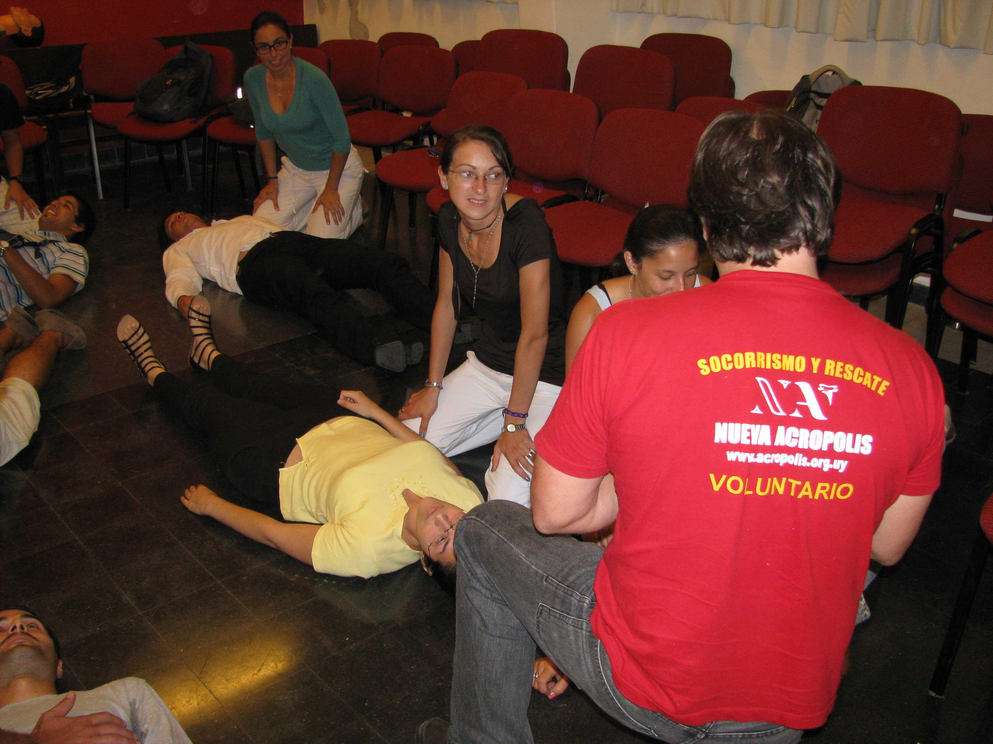 RCB Voluntarios de Nueva Acrópolis