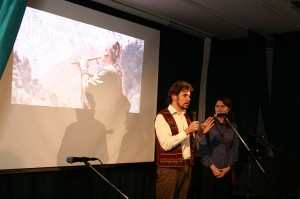 "A documentary film ""The Sacred Valley of the Incas"" was presented in Samara"