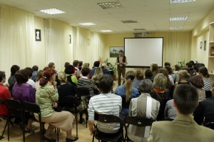 """A documentary film """"The Sacred Valley of the Incas"""" was presented in Samara"""