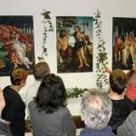 Renaissance philosophy through symbolism in art (Slovenia
