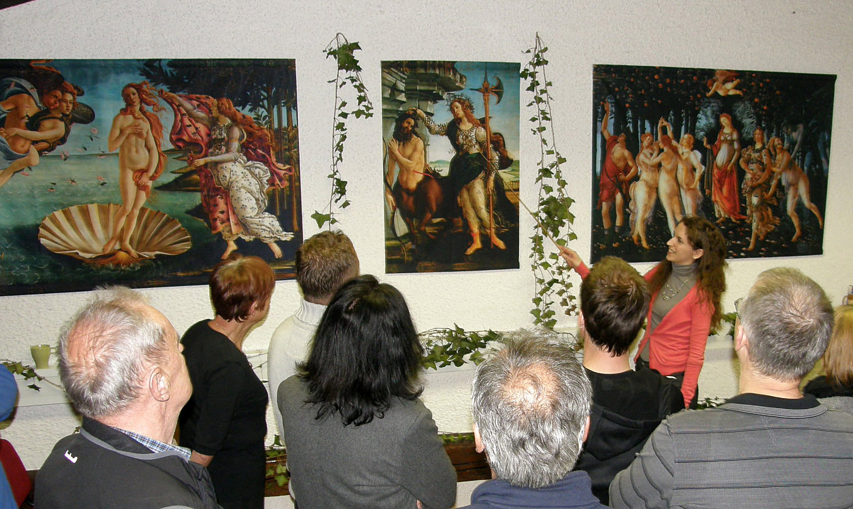 Renaissance Philosophy Through Symbolism In Art Slovenia