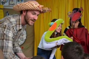 theatrical plays at creta island