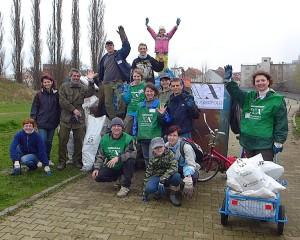 Los voluntarios de Nueva Acrópolis