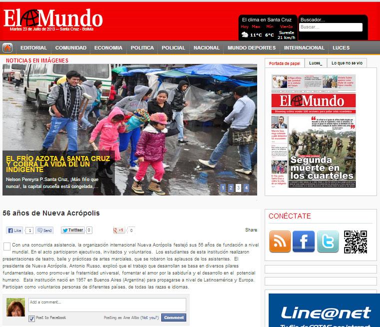 elmundo_Bolivia