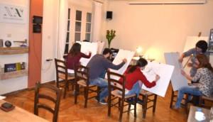 Painting seminar