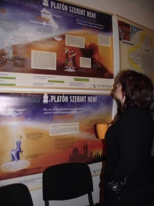 Exhibition Actuality of Plato_Eger_Hungary