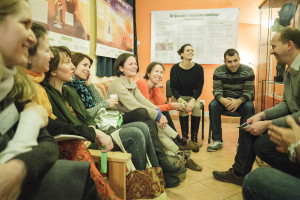 Interactive program on Virtues_Budapest_Hungary