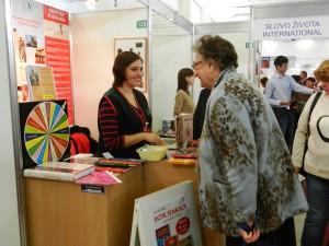 Nueva Acrópolis en la Feria del Libro de Eslovaquia