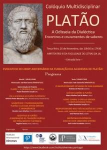 Simposio en Portugal sobre Platón
