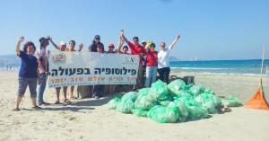 Semana internacional de limpieza de playas