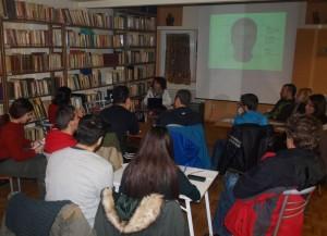 Presentation on  'Body language'