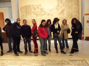 Patra: Learning about the past
