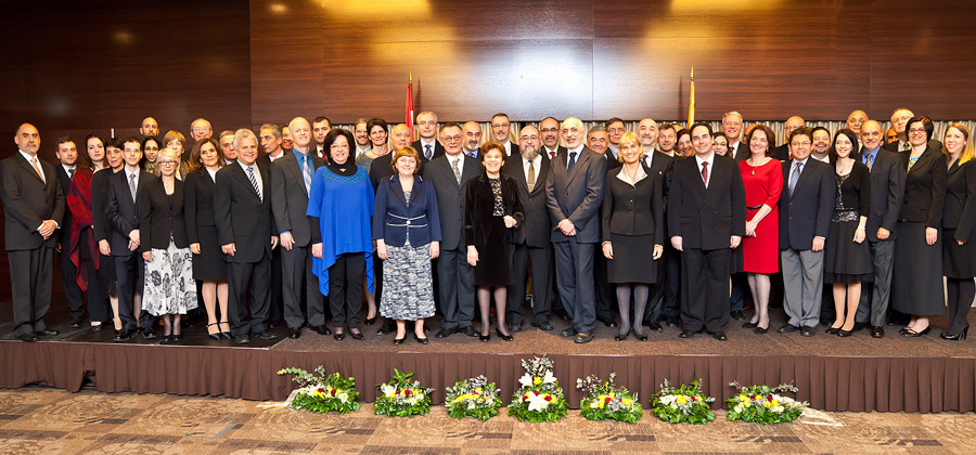 Nueva Acropolis - Asamblea 2014
