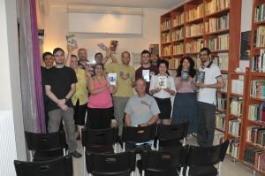 Larissa: Book sharing - A wonderful journey