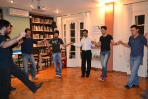 Heraklion (Crete) Greek folklore dances in Heraklion.