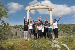 Larissa: Trip to nature