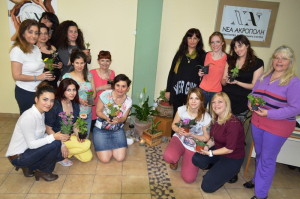 Thessaloniki-Vardaris: Educative Seminar The secret life of the plants.