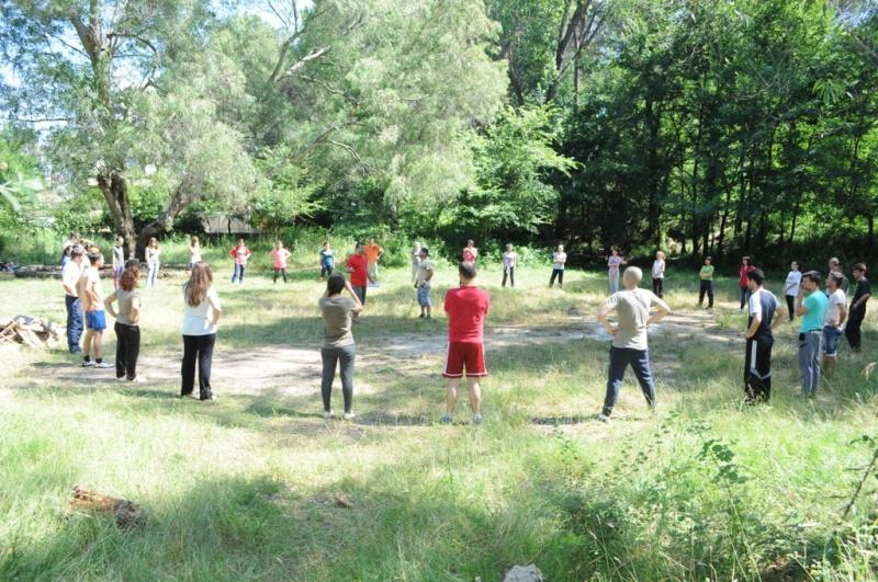 Excursiones y clases en la naturaleza tirana albania for Noticias naturaleza