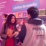 Entrevista Feria del Libro