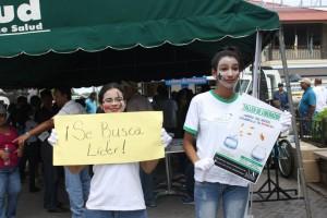 Limpieza de calles en Chitré - Voluntariado en Panamá - 5