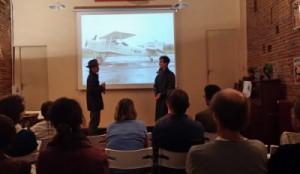 """Nouvelle Acropole - Conférence """"Les héros de l'aéropostale"""" à Toulouse"""