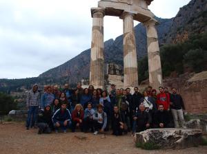New Acropolis - Delfi - Εκδρομή στους δελφούς - Νεα Ακροπολη