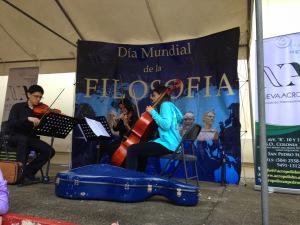 Conservatorio Sampedrano de las Artes - Dia Mundial de la Filosofia 2014 01