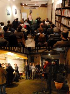 Nouvelle Acropole.Colloque « éduquer par philo pratique. Journée Mondiale de la philo 2014.Rouen