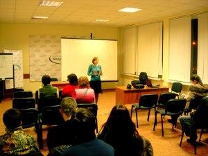 "Lectures on Ukrainian philosophers: ""Ivan Franko. Ukrainian Aristotle,"" ""Hryhorii Skovoroda. Errant Philosopher."""