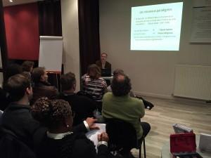 Nouvelle acropole, conférence D. Duquet « Mythes et symboles » à Paris 11