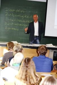 Vorträge Universität Stuttgart Assagioli FRankl Jung