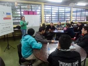 2015 São_Leopoldo Brasil-S Escuela_Estatal1