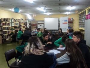 2015 São_Leopoldo Brasil-S Escuela_Estatal2