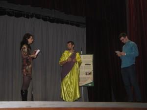 Reprezentatie teatrala
