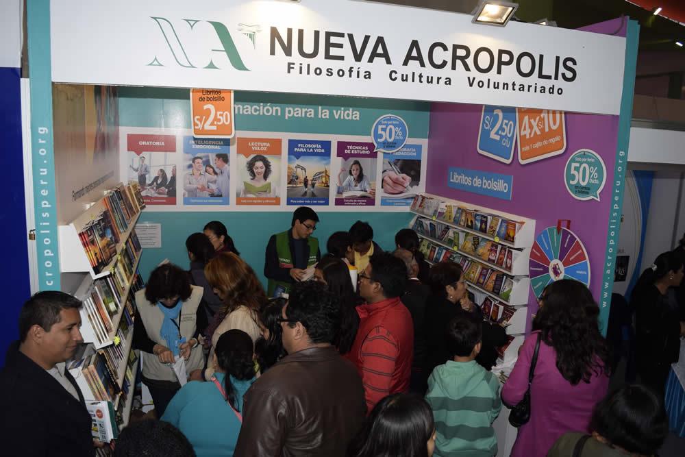 Feria del Libro en Lima, Perú
