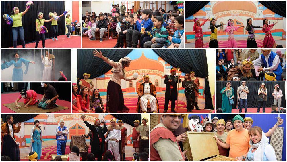 Festivalito Infantil por el Día del Niño