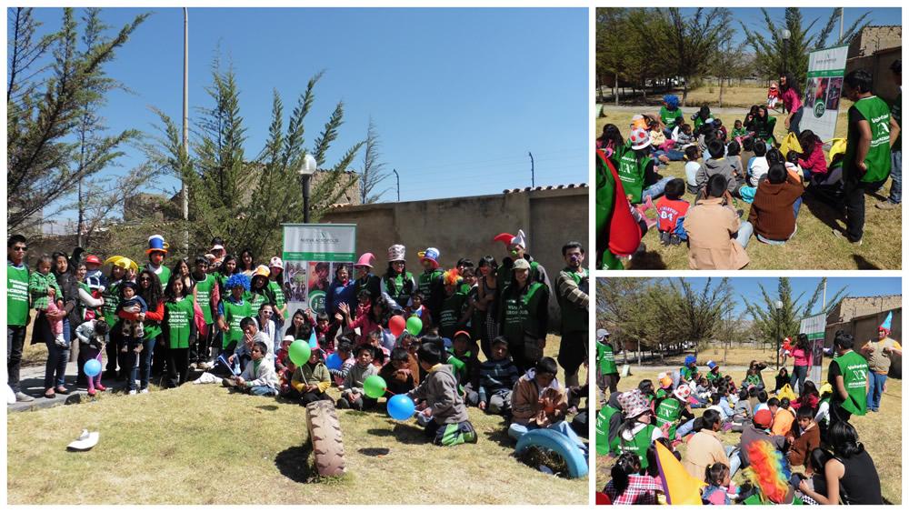 Voluntariado en Huancayo - Perú