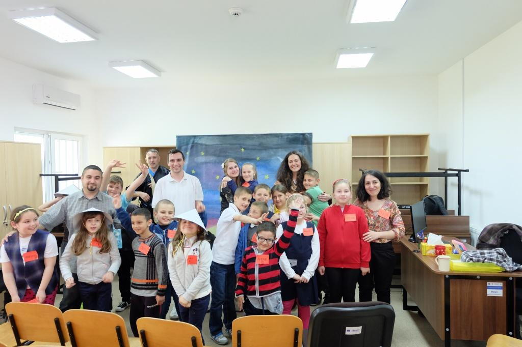 World Book Day celebrated at the City Hall Teenage Centre