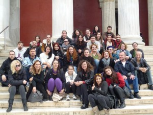 Athens - Visit to archaeological museum