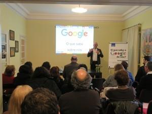 conferencia en Lisboa