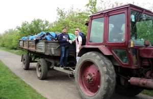Ecological activity in Ivano-Frankivsk branch