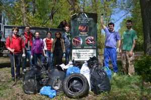 Ecological activity in Poltava branch