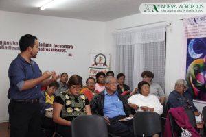 """Conferencia """"El reencuentro con el niño interior"""" (Estado de Oaxaca, México)"""
