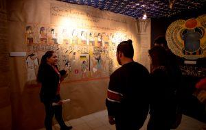 """Exposición Montaje: """"Egipto Mágico"""""""