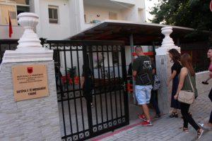 Bringing joy and music to a nursing home (Tirana, Albania)