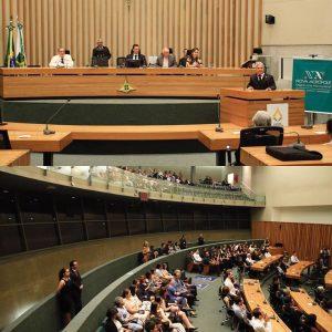 Título de Ciudadano Honorario para Luís Carlos Marques (Brasilia, Brasil)