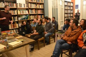 An evening in celebration of World Philosophy Day (Heraklion, Greece)