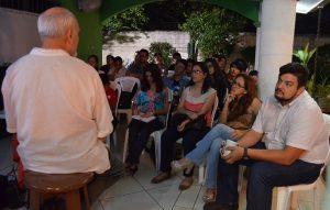 """Conferencia """"La Existencia de la materia desde la ciencia, la filosofía y la sabiduría ancestral"""" (Nicaragua)"""