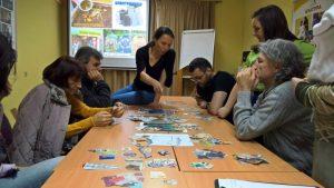Tarde de ecología en el mes de la Naturaleza (Sofía, Bulgaria)