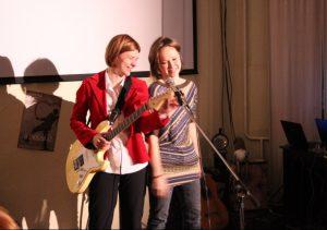 Microfono abierto para hablar sobre el amor (Moscú, Rusia Central)